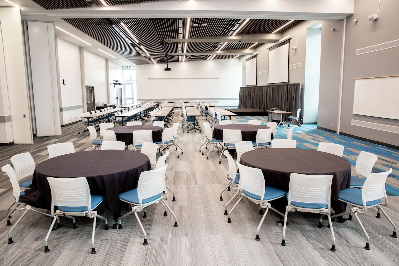 Conference Hall - Conferences & Events - Industry Solutions