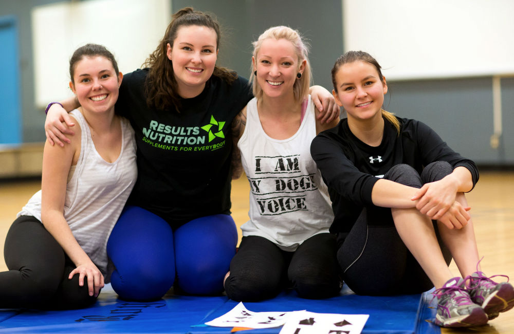 Exercise Program Strengthens Students Mental Health Giving At Nait