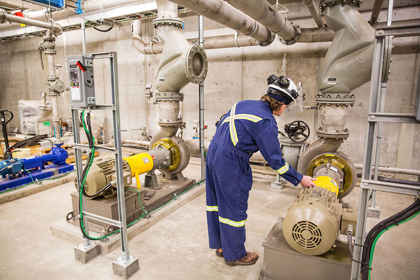 Water and Wastewater Technician Programming (Distance) - NAIT