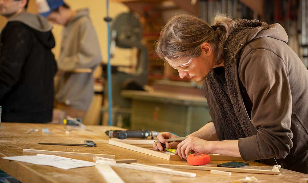 Woodworking Courses Nait