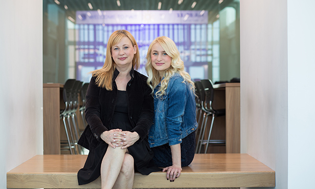 Mom and daughter graduate in NAIT's class of 2018