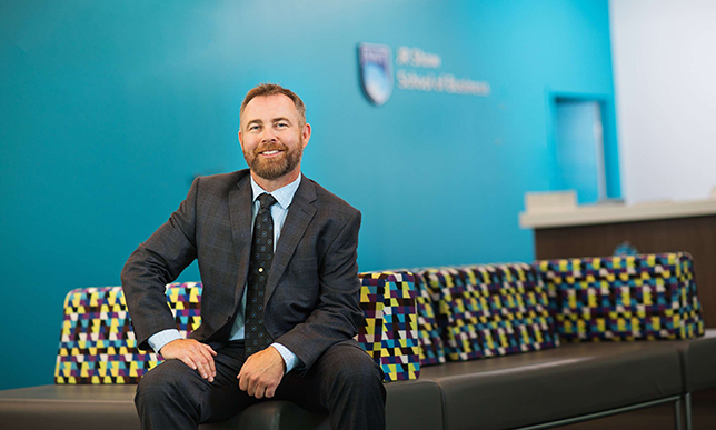 New Dean for NAIT's JR Shaw School of Business