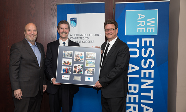 Spartan Controls supports NAIT students with $4.3 million