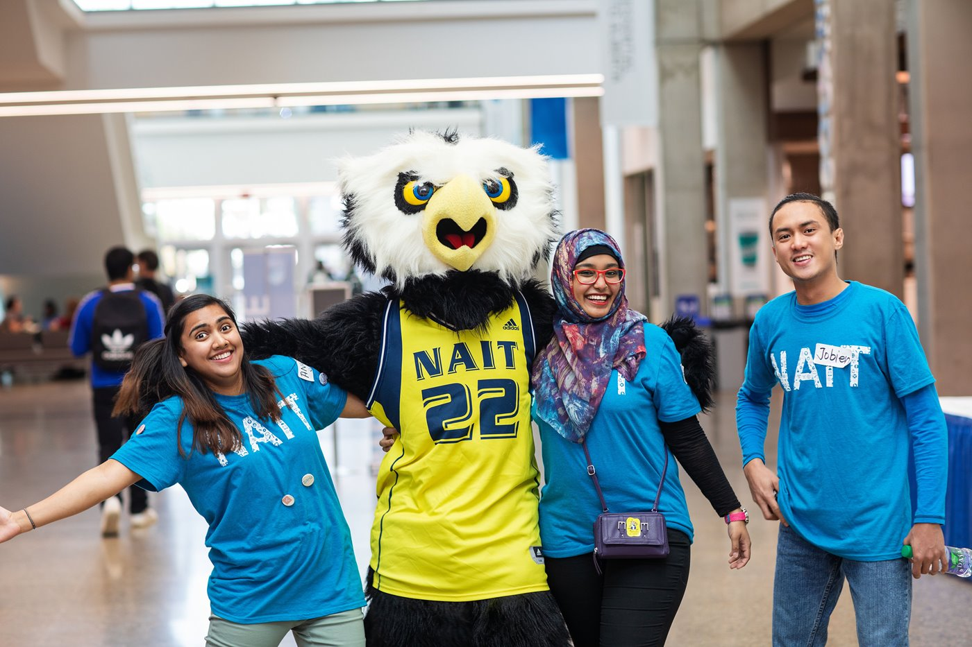 NAIT Volunteers