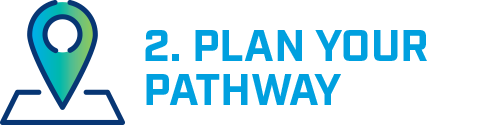 2. Plan your pathway