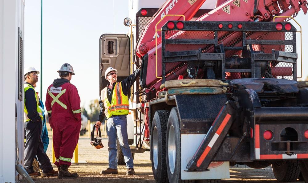 Crane & Hoisting Equipment Operator - Boom Truck - NAIT
