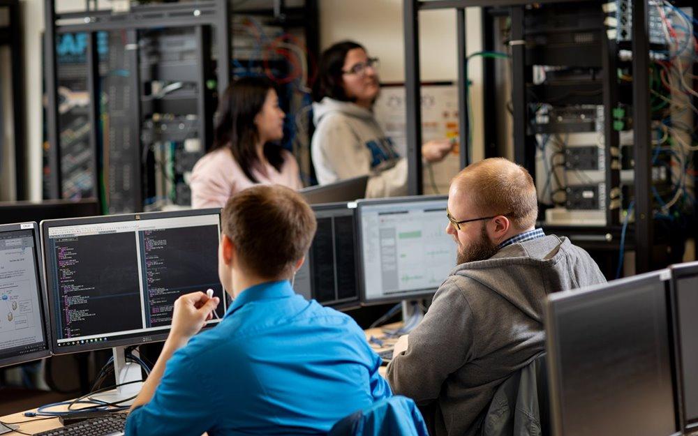 Network Engineering Technology - NAIT