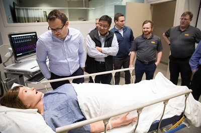 Centre for Advanced Medical Simulation
